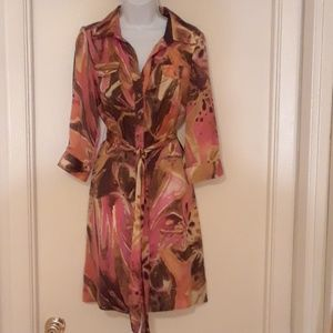 Boston Proper shirt dress